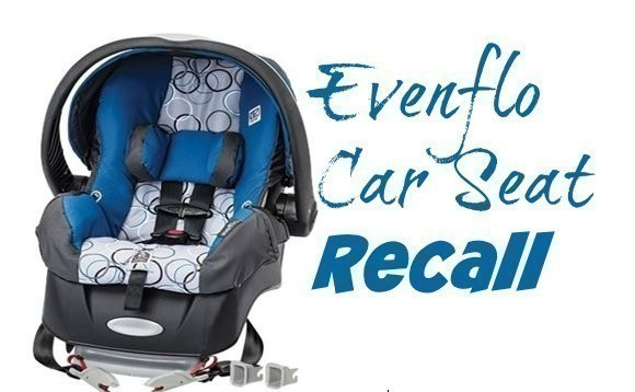 Recall | Evenflo Embrace 35 Infant Car Seat | The CentsAble Shoppin
