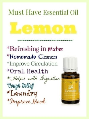Top Lemon Essential Oil Uses & Benefits