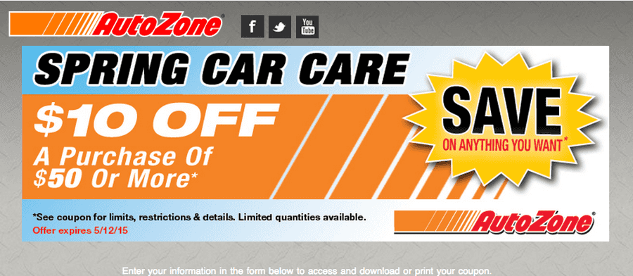 Autozone coupon code for military / Photography workshop