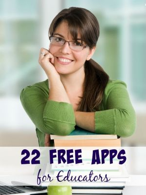 22 FREE iOS Apps for Educators