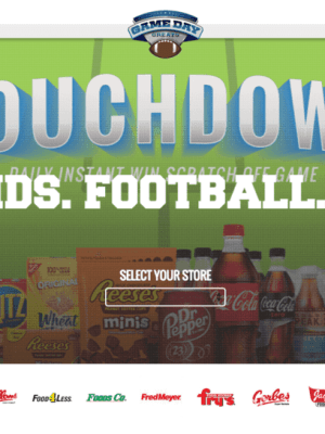 Fry's Game Day Greats Instant Win Game | Play Daily for Over $30,000 in Prizes