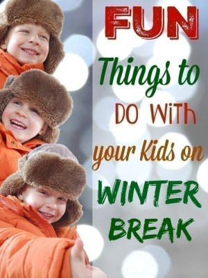 FUN Things to do with your Kids on Winter Break (in Phoenix Metro)