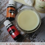 Moisturizing Hand Cream with Essential Oils