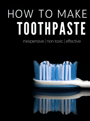 How to Make Toothpaste