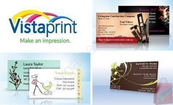 Vistaprint 500 premium business cards just 999 the centsable vistaprint free business cards reheart Gallery