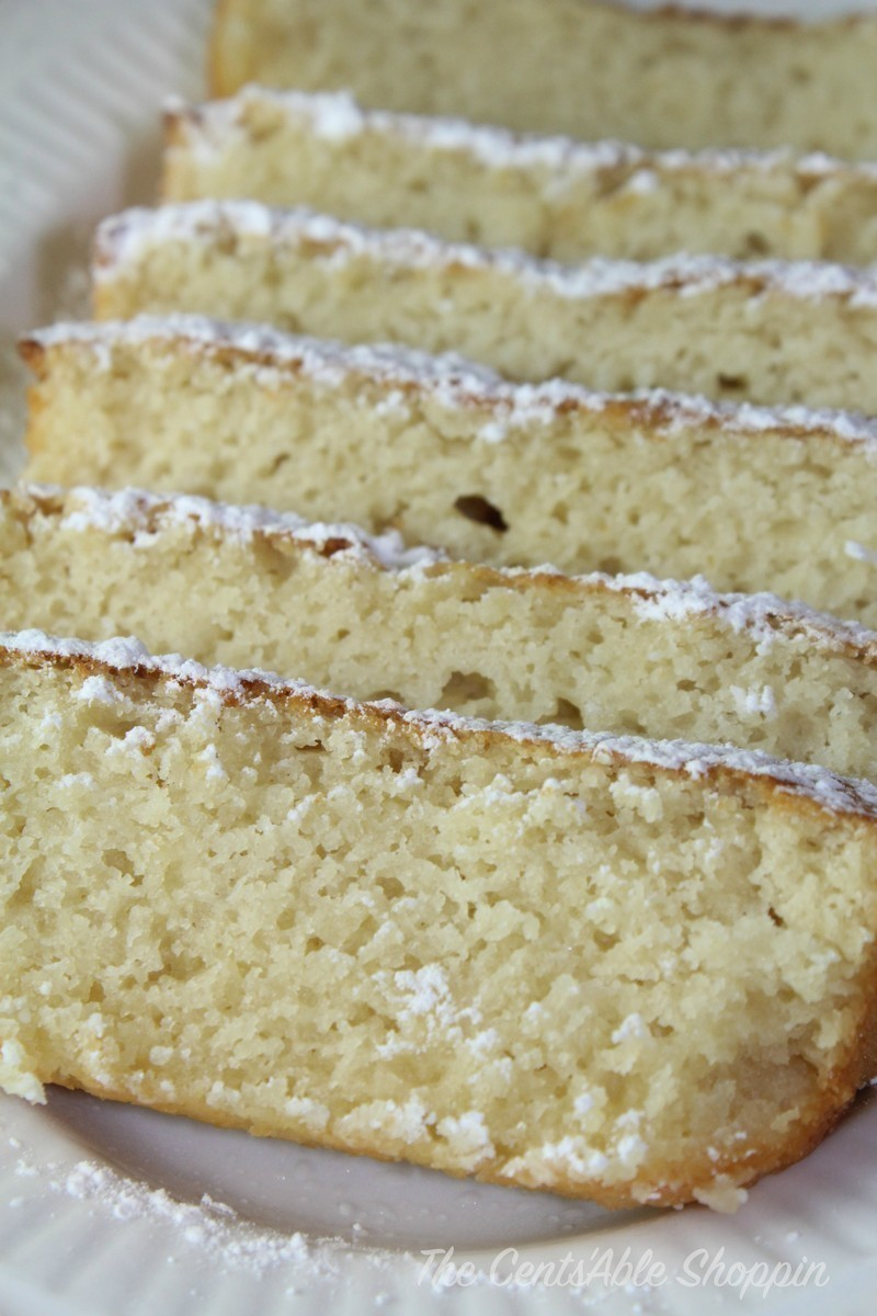 Perfectly Simple Lemon Bread
