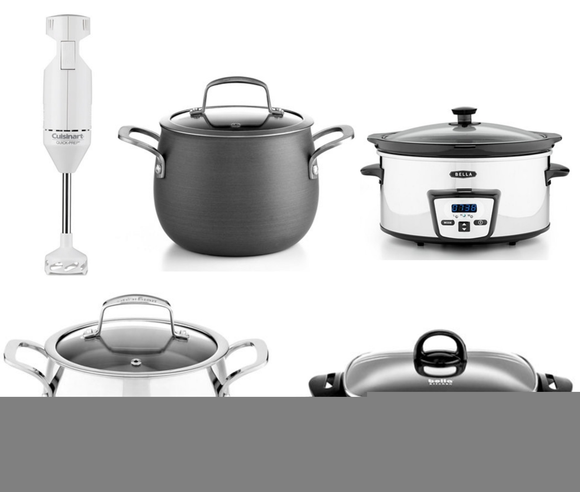 Macy\'s: Small Kitchen Appliances $9.99 after Rebate | The CentsAble ...