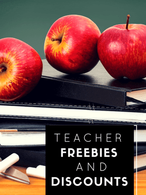 Teacher Freebies and Discounts
