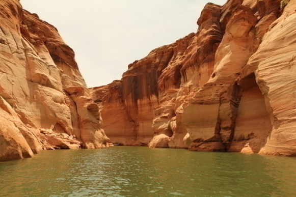 Antelope Canyon, AZ Boat Tour