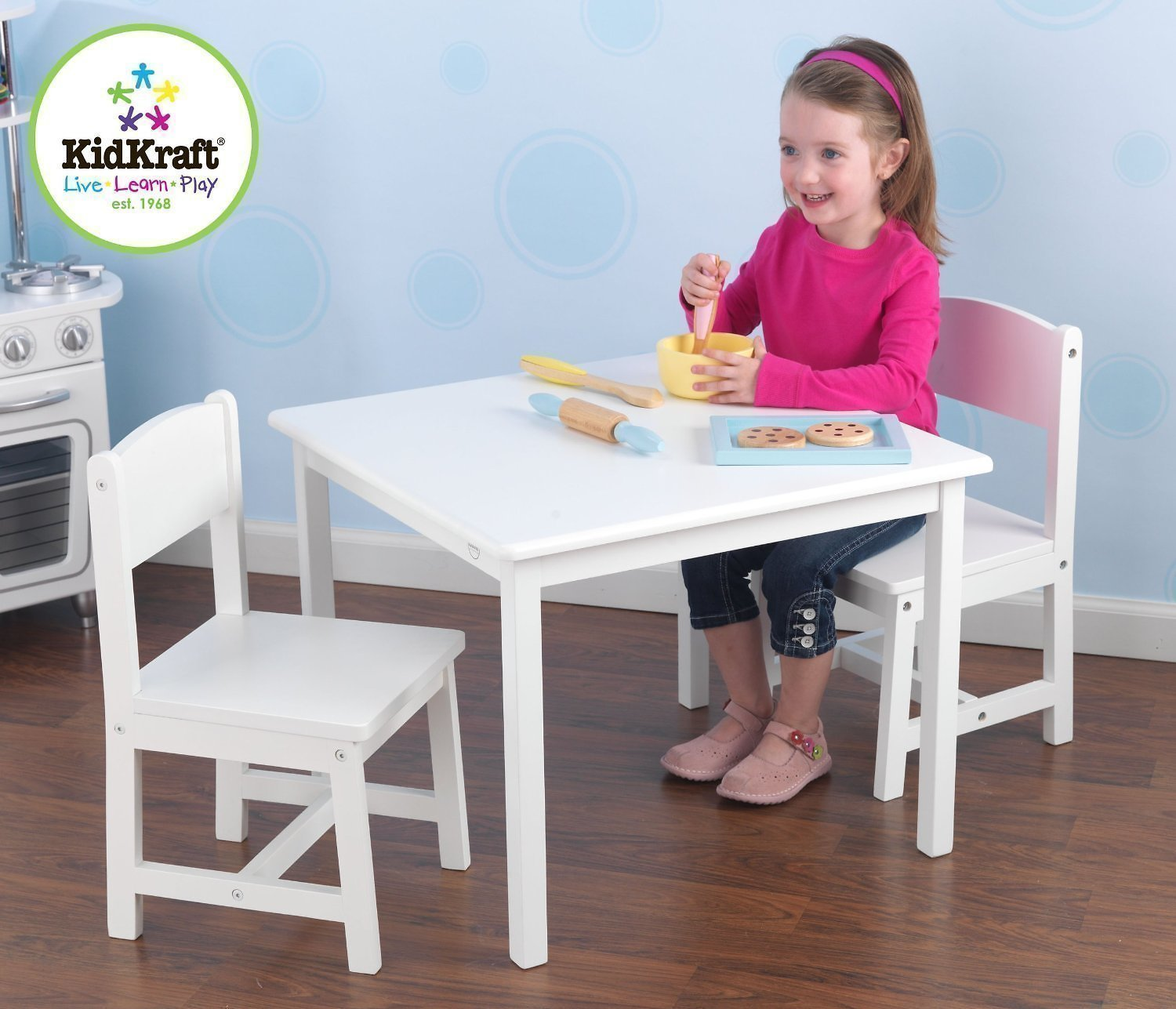 Amazon: Kidkraft Aspen Table & Chair Set $53 | The CentsAble Shoppin