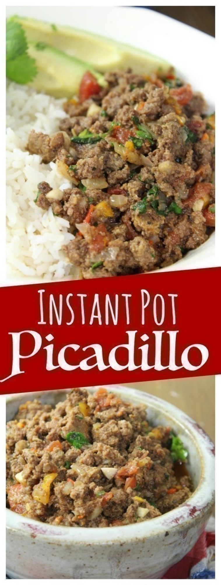 Ground beef, peppers, garlic and onion come together in this easy, kid favorite, that we adapted for the Instant Pot!