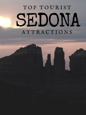 Top Tourist Attractions in Sedona