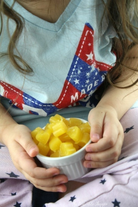 These homemade peach gummy snacks are an incredible way to support a healthy gut, hair, skin and nails while fun for kids to eat. They can be made in a matter of minutes.