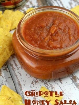 Chipotle Honey Salsa