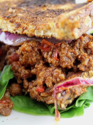 Instant Pot Mexican Sloppy Joes