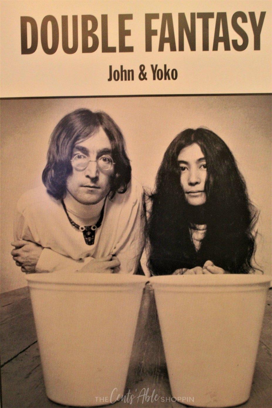 John and Yoko, Liverpool, England