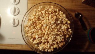 How To Make Organic Popcorn