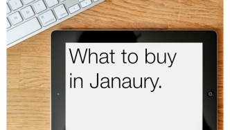 Best Time to Buy:  January