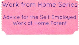 Work from Home: Money Advice for the Self-Employed