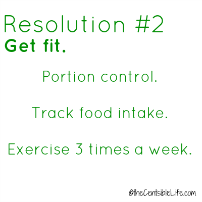 Get fit resolution