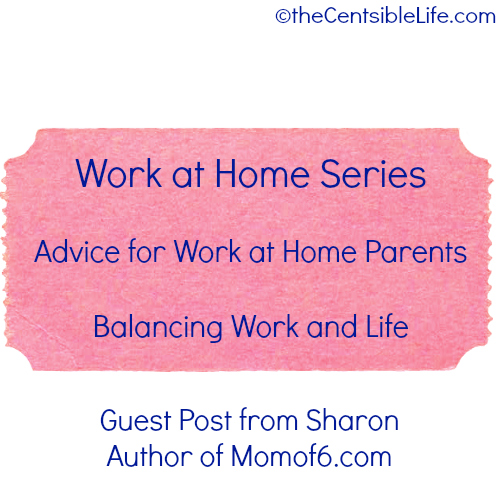 Work at Home Balance