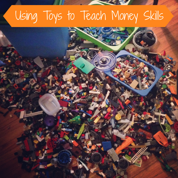 Toys to Teach Money Skills