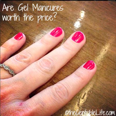 Gel Manicure Day One