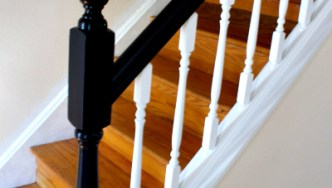 How to Update Railings and Spindles on Stairs