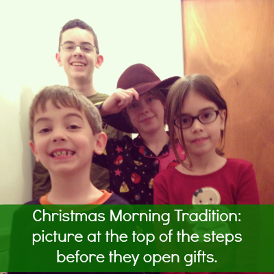 Creating Family Traditions