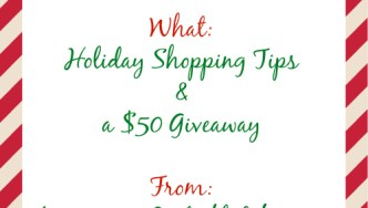 Holiday Shopping: Smart Shopping with Discover