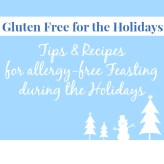 Gluten Free for the Holidays