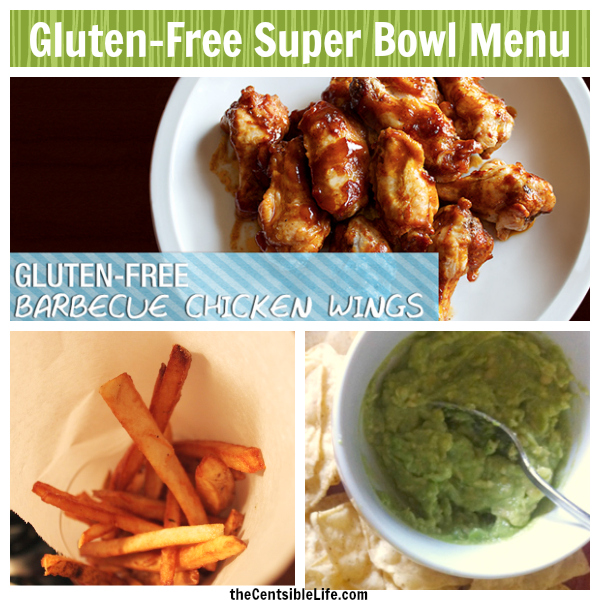 Gluten-Free Super Bowl Menu