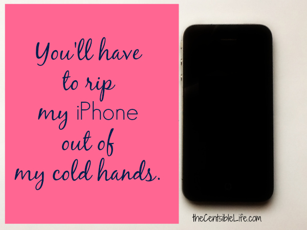 Cold Hands iPhone