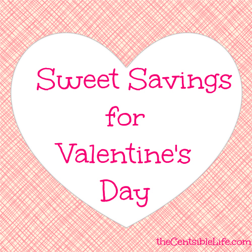 Sweet Savings for Valentine's Day