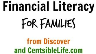 Financial Literacy for Families with Discover