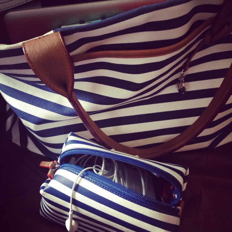 Stella and Dot 'How Does She Do It' bag