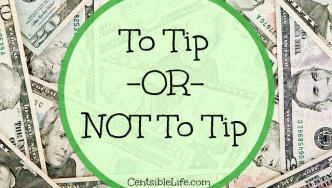 To Tip or Not to Tip?