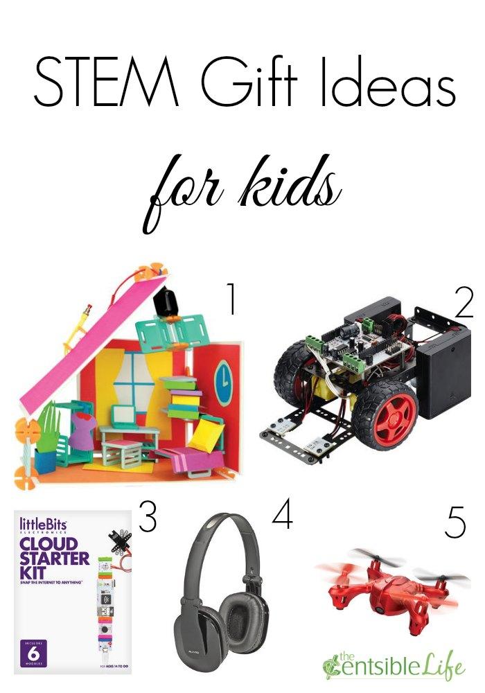 STEM Gift Ideas for Kids