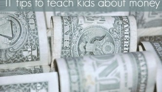 11 Tips for Teaching Kids About Money from Discover