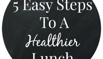 How to Pack a Healthy Lunch in 5 Easy Steps