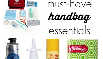 Must-Have Handbag Essentials Kit