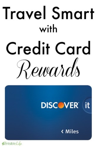 travel smart with credit card rewards