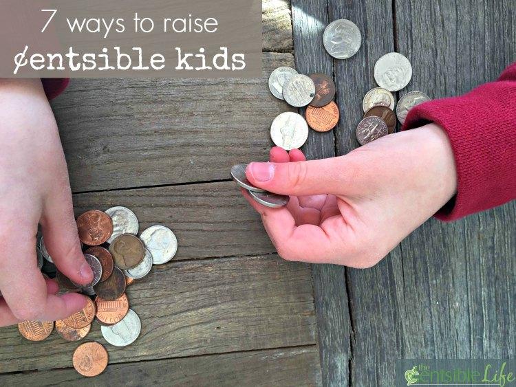 7 ways to raise centsible kids