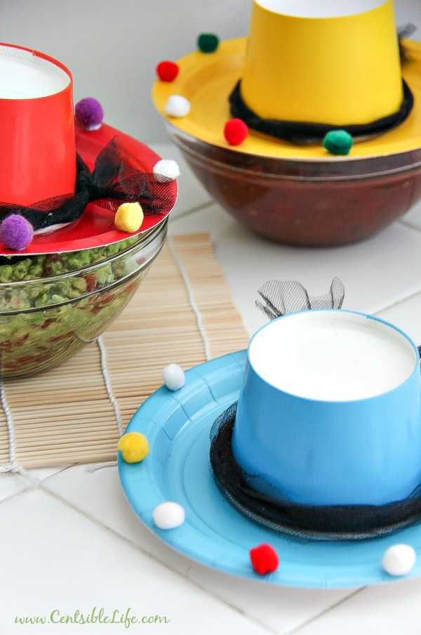 Cinco de Mayo: Paper plate sombrero craft for kids