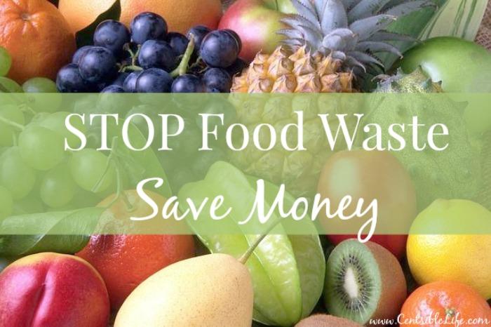 Stop food waste, save money ways to stop food waste