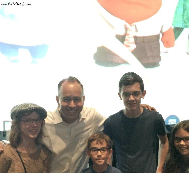 Jonas Rivera & fans