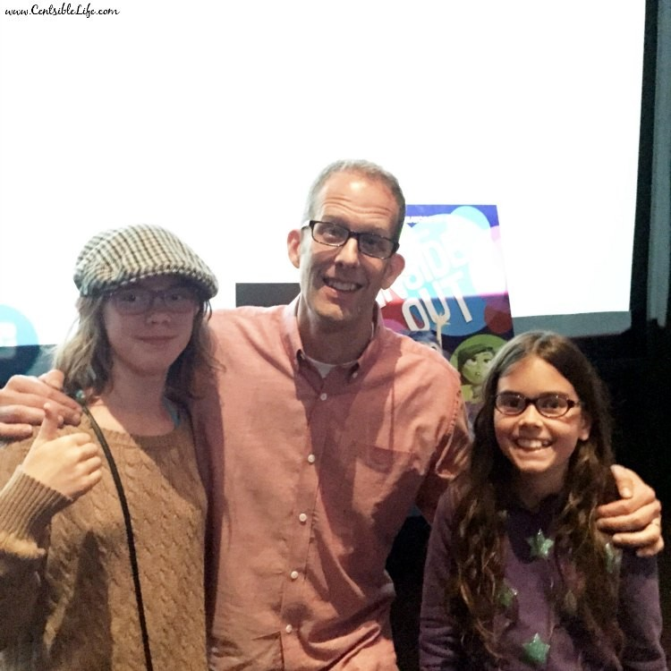 Pete Docter & fans
