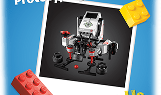 Summer Fun: Are You A LEGO Maker? Challenge