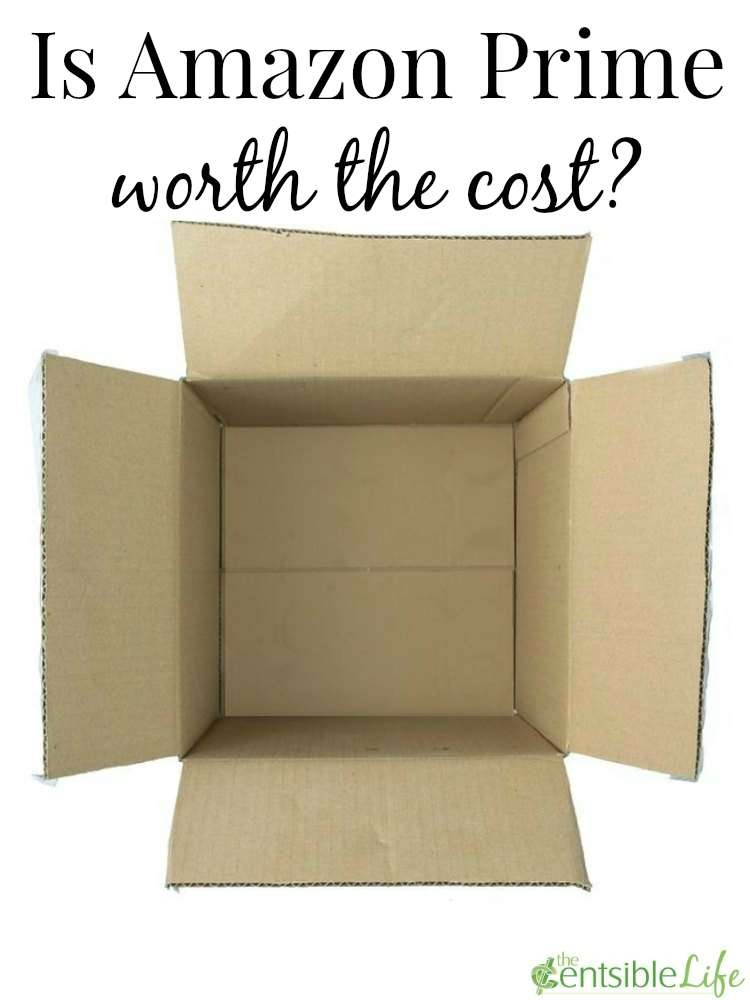 Is Amazon Prime Worth The Cost
