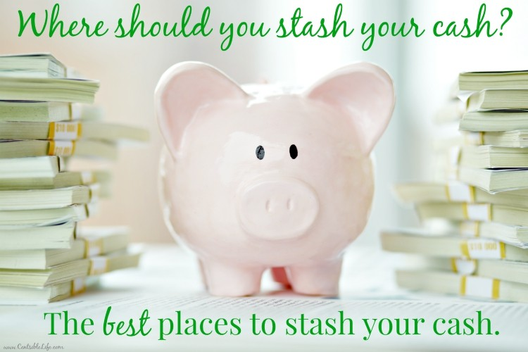 where should you keep your money